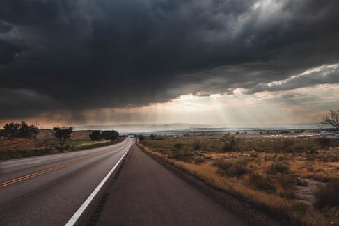 Storm in Utah