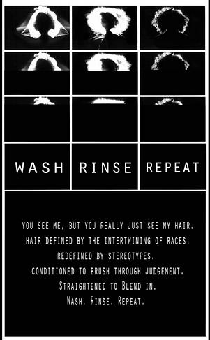 Wash Rinse Repeat
