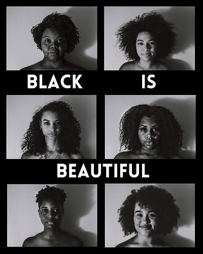 Natural Hair - Black is Beautiful