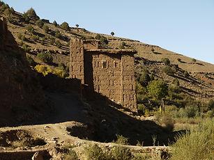 Maroc, Atlas, Kasba