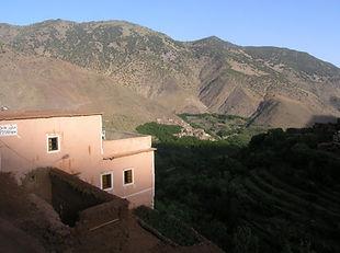 Maroc, Atlas, Id Aïssa