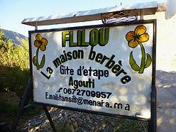 Flilou, Agouti