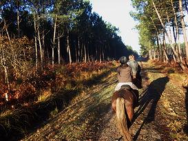 Romain Marcais, Le Porge, Gironde, Centre Equestre, Bourdiou
