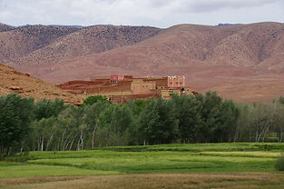 Maroc, Haut-Atlas, Alemdoun
