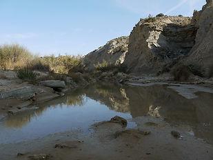 Barranco Grande, Bardenas Reales
