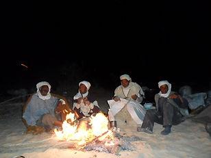 Habib Saoud, Sabria, désert, tuni