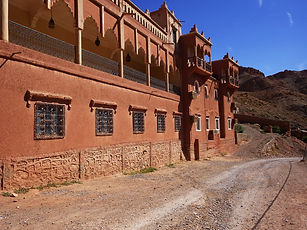 Maroc, Haut-Atlas, Tamaloute, Bou-Tharar