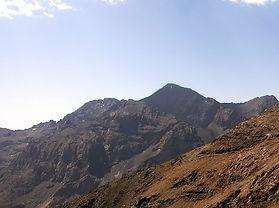 Toubkal, Atlas, Maroc