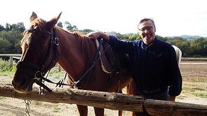 Ramon - Massia -Can Grau - Catalogne - Espagne - Randonnée - équestre - cheval