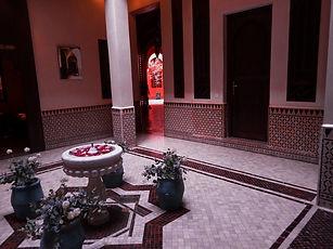 Riad Bahia Salem, Marrakech, Maroc