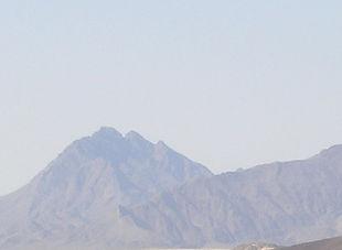Mont Tazat, Algérie