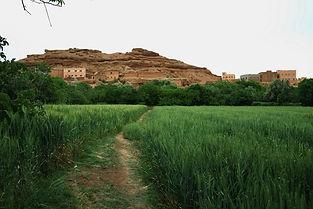 Taberkachte, Maroc, Vallée des Roses