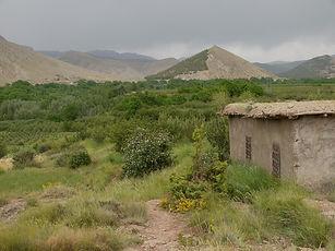 Aït Bougme, Sidi Chita, Atlas, maroc