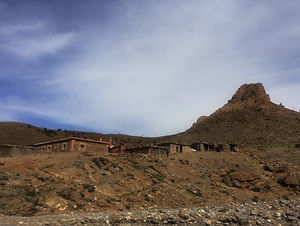 Maroc, Atlas, Asme Souk