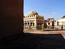 Maroc, Marrakech, Koubba, Qoubba