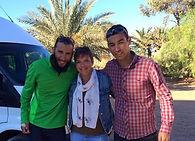 Saïd Hmid , Maroc