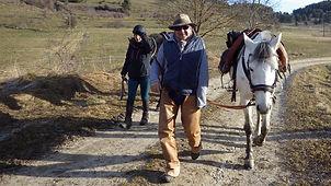 2021-02 - Ariège - Pôle Equestre -  (31)