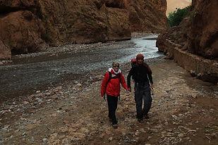 Jacques BAYSSET, Vallées desRoses, 2015, Maroc