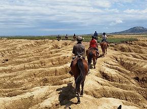 Bardenas, cheval , randonnée, équestre, désert, Seibold, Frédéric, Espagne, Castildetierra