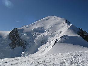 Mont-Blanc, Odyssée Montagne, randonnée montagne, voie des Cristalliers
