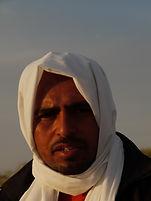 Habib Saoud, Sabria, désert, tunisie