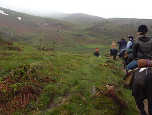 Merens, randonnée équestre, Ariège, cavalus, Govan Quinquis, Cheval, Pyrénées