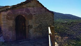 Sierra de Guara, Virgen del Castillo