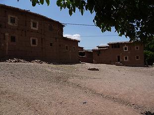 Arous, Aït Bougmez, Atlas, Maroc