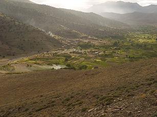 Zaouit, Maroc, Atlas