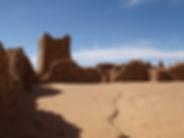 Ouadane, Mosquée, Adrar, Sahara, Mauritanie
