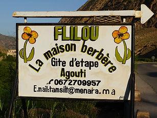 Flilou, Agouti, Aït Bougmez, Atlas, Maroc
