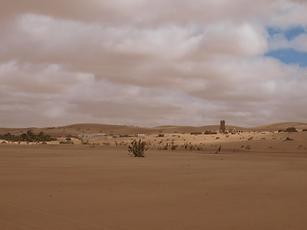 Abweir, Chinguetti, Adrar, sahara, Mauritanie