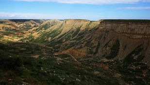Barranco de Valfonsa, Bardeanas Reales, randonnée