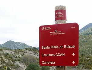 Santa Maria de Belsue, Aragon