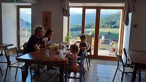 Chez Dine et Lo Comus