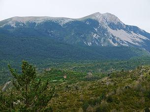 Tozal de Guara, Aragon, Espagne