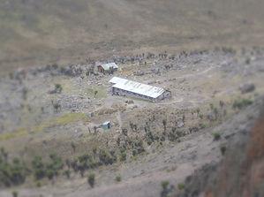 Teleki Hut
