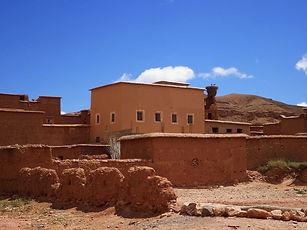 Maroc, Haut-Atlas, Vallée des Roses, Touzrigte