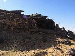 Mauritanie, Adrar, chinguetti, peintures rupestres, théodore Monod