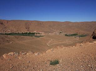 Maroc, Haut-Atlas, Ighrem