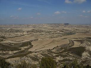 Randonnée,Espagne, désert des Bardenas, marche, mussonjog