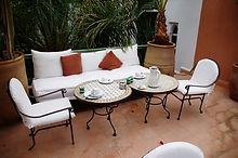 Maroc, Marrakech, Riad Celia