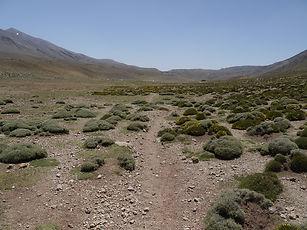 Tarkedit, Atlas,Maroc