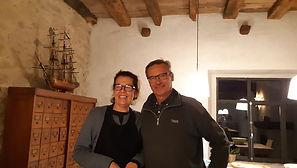 Massia Can Grau - Ramon et Anne