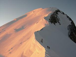 Mont-Blanc, sommet