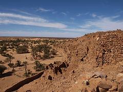 Mauritanie, Adrar, ouadane, désert