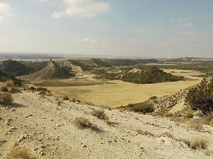 Castillo de Penaflor, Bardenas