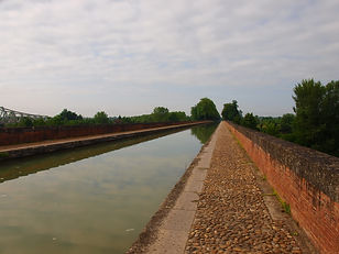 Pont-canal, Tarn