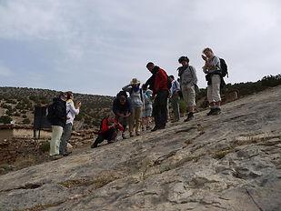 Ibaqalliwn, Aït Bougmez, Vallée Heureuse, Atlas, dinosaures