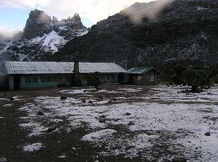 Shipton's Cave Hut